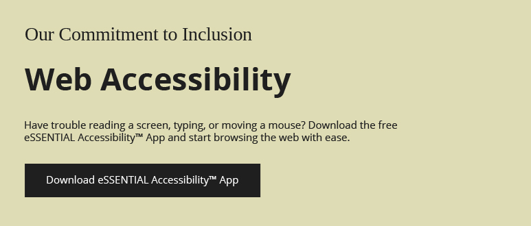 Accessibility app download